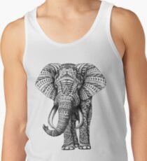 Ornate Elephant Men's Tank Top
