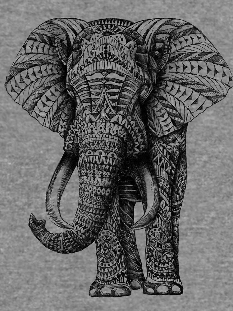 Elefante adornado de BioWorkZ