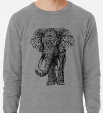 Sudadera ligera Elefante adornado