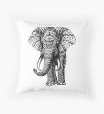 Cojín Elefante adornado