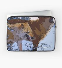 Amazing Wolves Laptop Sleeve