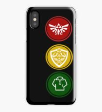 Link-182 Take off Your Shield and Tunic iPhone Case/Skin