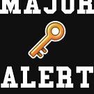 Major Key Alert by thehiphopshop