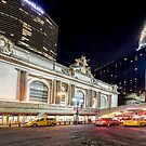 Grand Central Terminal, New York by Colin White