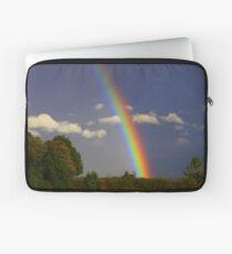 Rainbow Magic, September 2012, North England ( 3 features) Laptop Sleeve