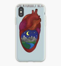 Adventurous Heart iPhone Case