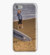 Staying Active - Beachcomber Series iPhone Case/Skin