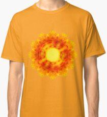 Sun-Flower Mandala Classic T-Shirt