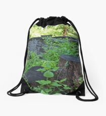 Daily Inspiration Drawstring Bag