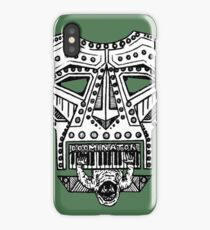 Doctor DOOMINATOR iPhone Case