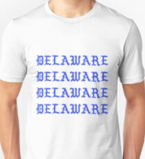 University of Delaware Pablo  Unisex T-Shirt