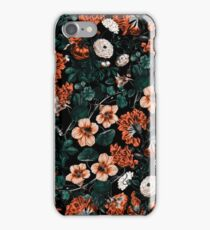 NIGHT FOREST XVII-A iPhone Case/Skin