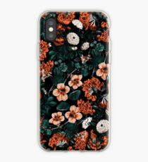 NIGHT FOREST XVII-A iPhone Case