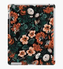 NIGHT FOREST XVII-A iPad Case/Skin