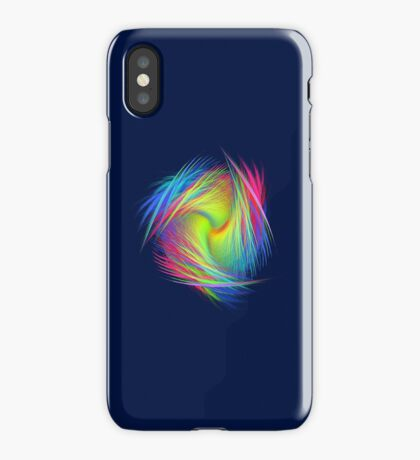 Forma 3 chaos #fractal art iPhone Case