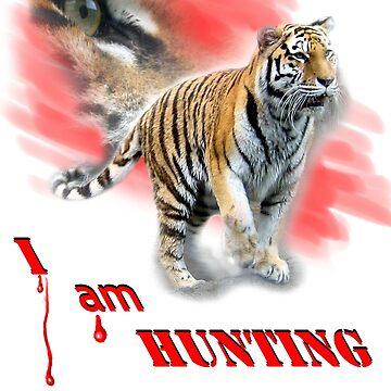 Tiger Hunting by Yanin