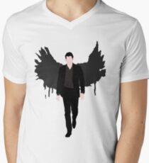 Lucifer Morningstar Men's V-Neck T-Shirt