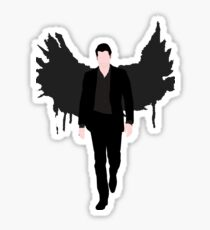 Lucifer Morningstar Sticker