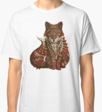 Red Fox (Color Version) Classic T-Shirt
