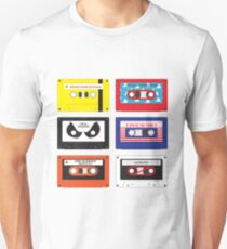 Cassettes Soundtracks Unisex T-Shirt