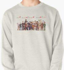 The Great Doctor Bake-Off Pullover Sweatshirt