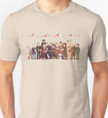 The Great Doctor Bake-Off Slim Fit T-Shirt