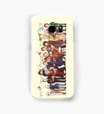 The Great Doctor Bake-Off Samsung Galaxy Case/Skin