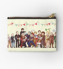 The Great Doctor Bake-Off Studio Pouch
