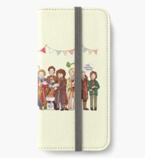 The Great Doctor Bake-Off iPhone Wallet/Case/Skin
