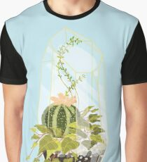Blue Terrarium Graphic T-Shirt