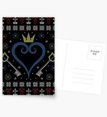 Ugly Kingdom Sweater Postcards