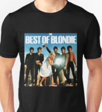 Best Of Blondie Album Sleeve T-shirt