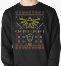 369zelda christmas sweater greeting card ugly legendary sweater pullover