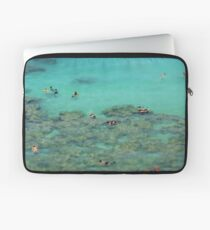 Snorkelling - travel photography print Laptop Sleeve