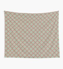 Christmas Knit Pattern Wall Tapestry