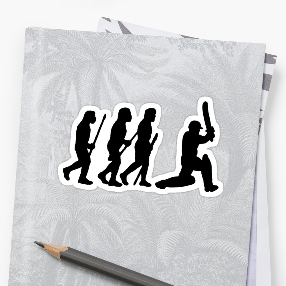 evolution of cricket by ralphyboy
