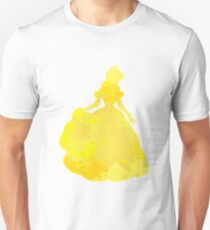 Princess Inspired Silhouette T-Shirt