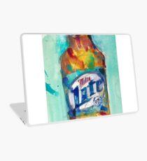 Miller Lite Beer Original Beer Art Watercolor Laptop Skin