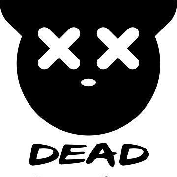 Dead Bear designs by JakeSynth
