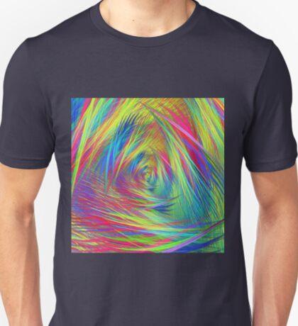 Forma 3 chaos continuous #fractal art T-Shirt