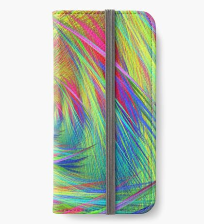 Forma 3 chaos continuous #fractal art iPhone Wallet