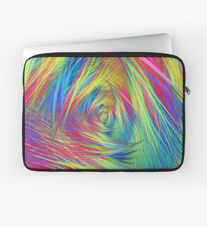Forma 3 chaos continuous #fractal art Laptop Sleeve