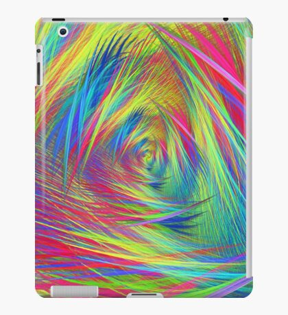 Forma 3 chaos continuous #fractal art iPad Case/Skin