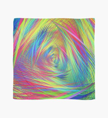Forma 3 chaos continuous #fractal art Scarf