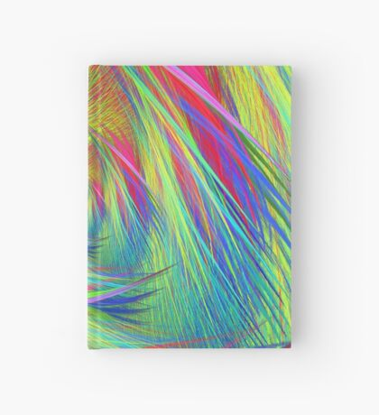 Forma 3 chaos continuous #fractal art Hardcover Journal
