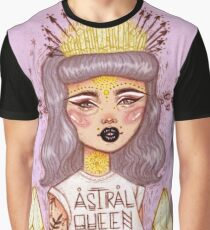 Astral Queen  Graphic T-Shirt
