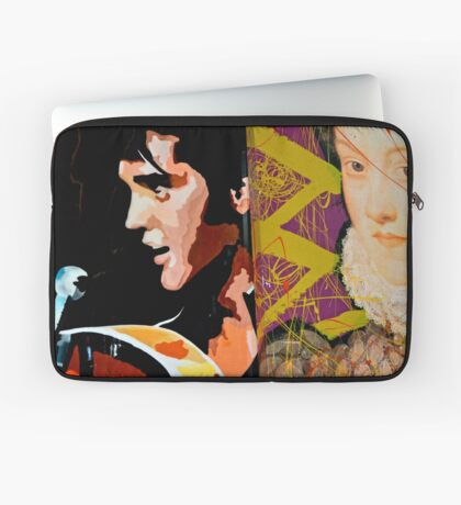The King & Queen  Laptop Sleeve