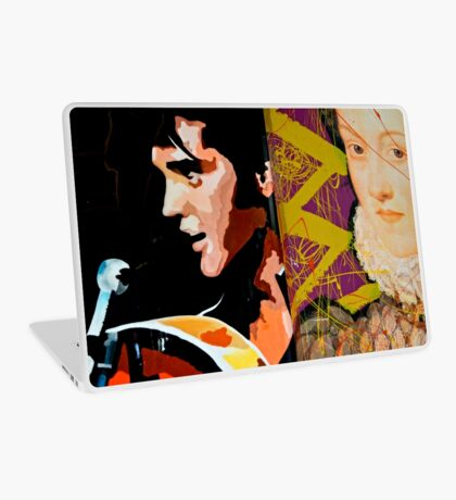 The King & Queen  Laptop Skin