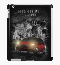 Kavinsky: Nightcall iPad Case/Skin