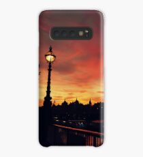 Southbank Sunset Case/Skin for Samsung Galaxy